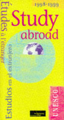 Study Abroad 1998-99 (Paperback)