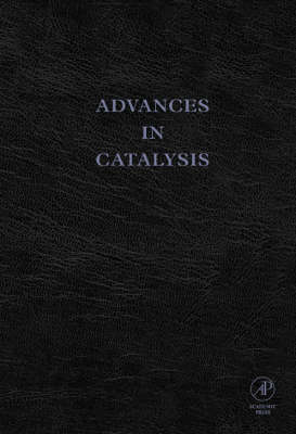 Advances in Catalysis: Volume 49 - Advances in Catalysis (Hardback)