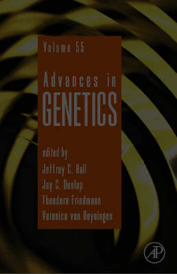 Advances in Genetics (Hardback)