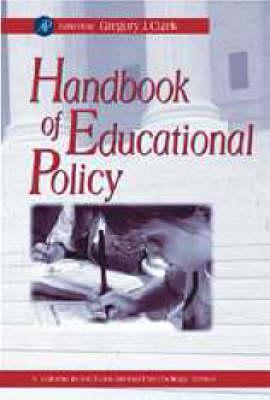 Handbook of Educational Policy (Hardback)