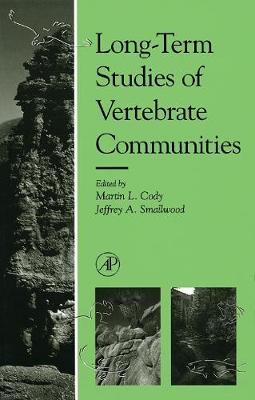 Long-Term Studies of Vertebrate Communities (Hardback)