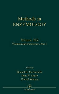 Vitamins and Coenzymes, Part L: Volume 282 - Methods in Enzymology (Hardback)