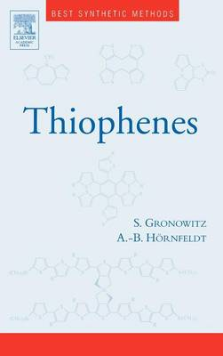 Thiophenes - Best Synthetic Methods (Hardback)
