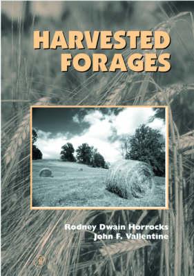 Harvested Forages (Hardback)