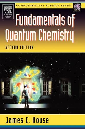 Fundamentals of Quantum Chemistry (Paperback)
