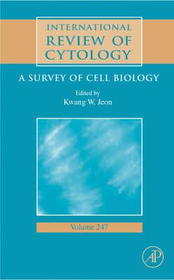 International Review of Cytology: v.247: A Survey of Cell Biology (Hardback)
