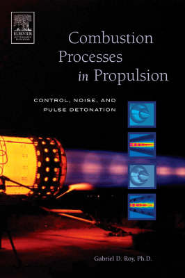 Combustion Processes in Propulsion: Control, Noise, and Pulse Detonation (Hardback)