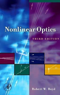 Nonlinear Optics (Hardback)