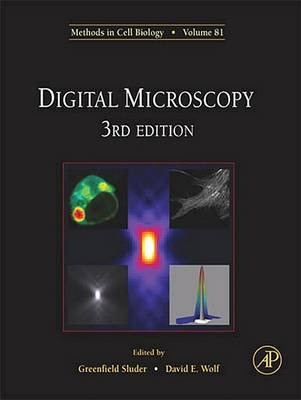 Digital Microscopy: Volume 114 - Methods in Cell Biology (Hardback)