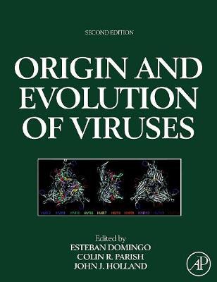 Origin and Evolution of Viruses (Hardback)