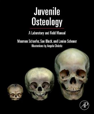 Juvenile Osteology: A Laboratory and Field Manual (Spiral bound)