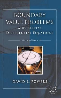 Boundary Value Problems: and Partial Differential Equations (Hardback)
