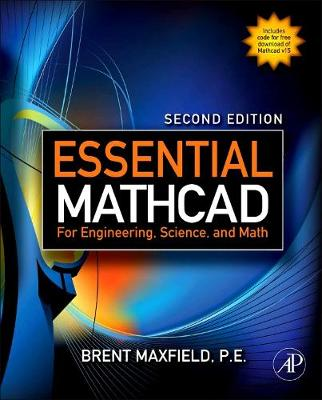 Essential Mathcad for Engineering, Science, and Math (Paperback)