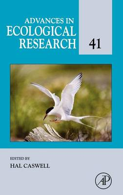 Advances in Ecological Research: Volume 41 - Advances in Ecological Research (Hardback)