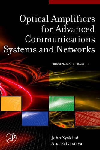 Optically Amplified WDM Networks (Hardback)