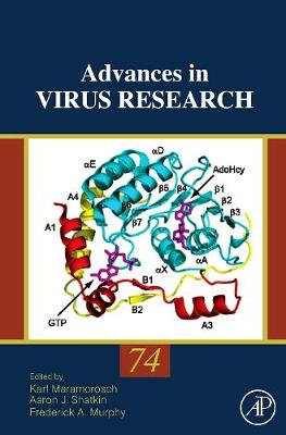 Advances in Virus Research: Volume 74 - Advances in Virus Research (Hardback)