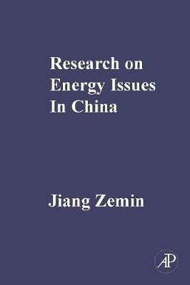 Research on Energy Issues in China (Hardback)