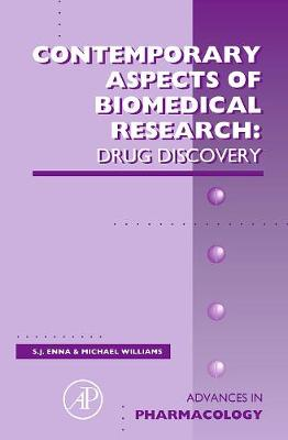 Contemporary Aspects of Biomedical Research: Volume 57: Drug Discovery - Advances in Pharmacology (Hardback)