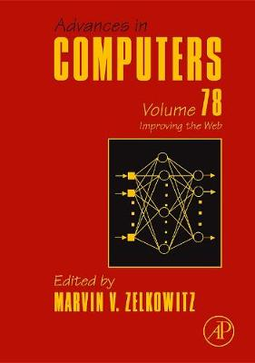Advances in Computers: Volume 78: Improving the Web - Advances in Computers (Hardback)