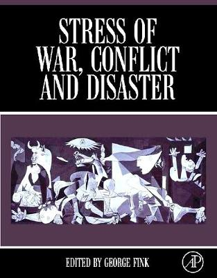 Stress of War, Conflict and Disaster (Hardback)