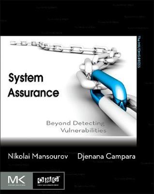 System Assurance: Beyond Detecting Vulnerabilities - The MK/OMG Press (Paperback)