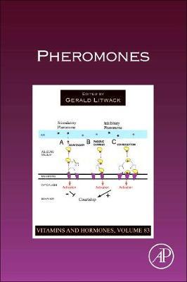 Pheromones: Volume 83 - Vitamins and Hormones (Hardback)