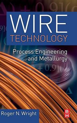 Wire Technology: Process Engineering and Metallurgy (Hardback)