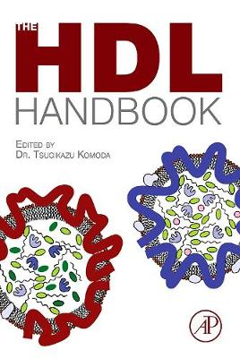 The HDL Handbook: Biological Functions and Clinical Implications (Hardback)