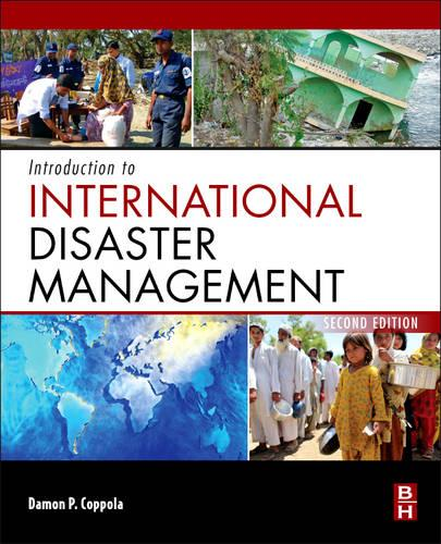 Introduction to International Disaster Management (Hardback)