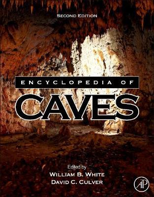 Encyclopedia of Caves (Hardback)