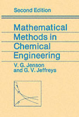 Mathematical Methods in Chemical Engineering (Paperback)