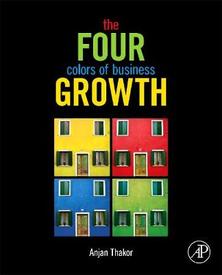 The Four Colors of Business Growth (Paperback)