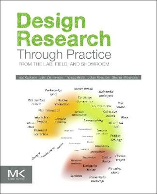 Design Research Through Practice: From the Lab, Field, and Showroom (Paperback)