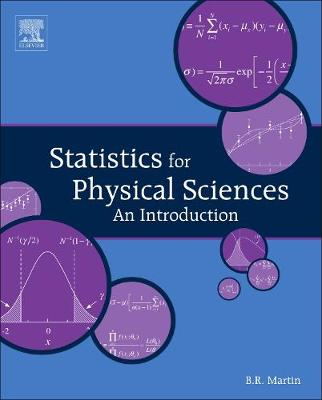 Statistics for Physical Sciences: An Introduction (Hardback)