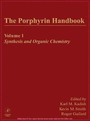 The Porphyrin Handbook, Volume 1 (Hardback)