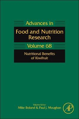 Nutritional Benefits of Kiwifruit: Volume 68 - Advances in Food and Nutrition Research (Hardback)