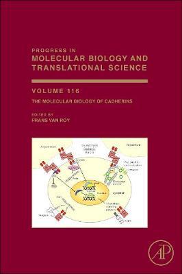 The Molecular Biology of Cadherins: Volume 116 - Progress in Molecular Biology and Translational Science (Hardback)