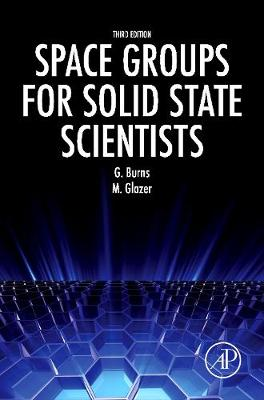 Space Groups for Solid State Scientists (Paperback)