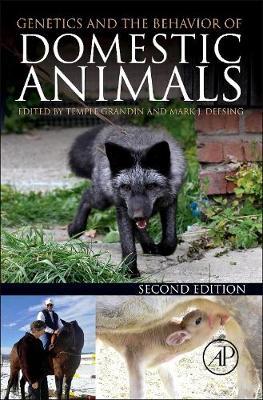 Genetics and the Behavior of Domestic Animals (Hardback)
