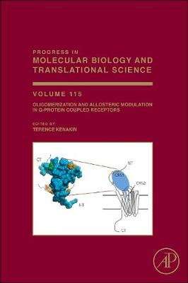 Oligomerization and Allosteric Modulation in G-Protein Coupled Receptors: Volume 115 - Progress in Molecular Biology and Translational Science (Hardback)