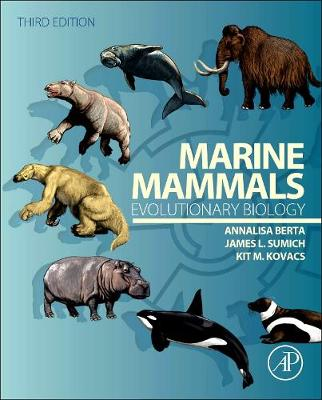 Marine Mammals: Evolutionary Biology (Hardback)