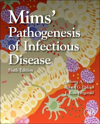 Mims' Pathogenesis of Infectious Disease (Paperback)