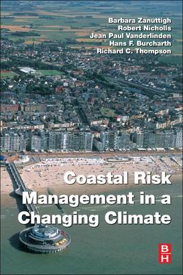 Coastal Risk Management in a Changing Climate (Paperback)