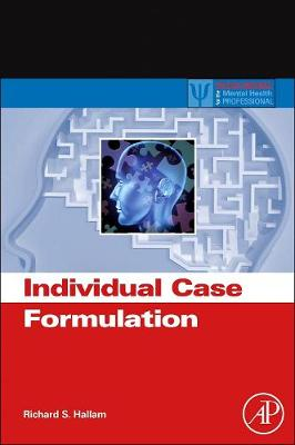 Individual Case Formulation - Practical Resources for the Mental Health Professional (Hardback)