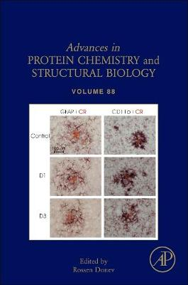 Inflammation in Neuropsychiatric Disorders: Volume 88 - Advances in Protein Chemistry and Structural Biology (Hardback)