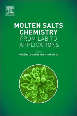 Molten Salts Chemistry: From Lab to Applications (Hardback)