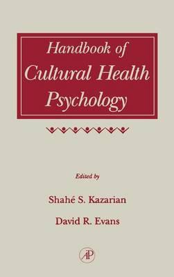 Handbook of Cultural Health Psychology (Hardback)