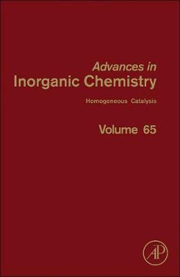 Advances in Inorganic Chemistry: Advances in Inorganic Chemistry: Vol. 65 Volume 65 - Advances in Inorganic Chemistry (Hardback)
