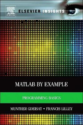 MATLAB (R) by Example: Programming Basics (Hardback)