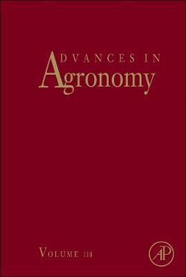 Advances in Agronomy: Volume 118 - Advances in Agronomy (Hardback)